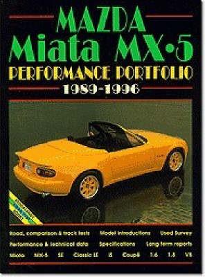 Mazda Miata MX-5 Performance Portfolio - pr_214124