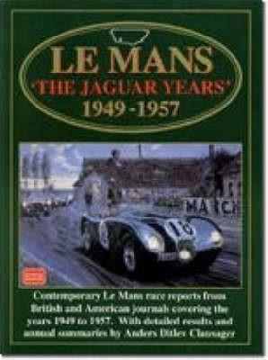 """Le Mans """"The Jaguar Years"""" 1949-1957 - pr_209277"""