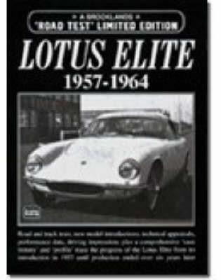 Lotus Elite 1957-1964 Limited Edition - pr_16039
