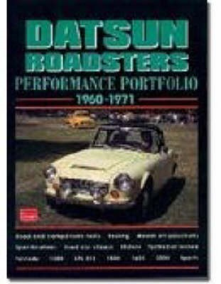 Datsun Roadsters Performance Portfolio 1960-71 - pr_214128