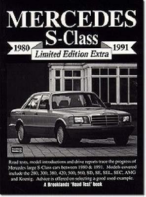 Mercedes S-class 1980-1991 - pr_214121