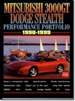 Mitsubishi 3000GT Dodge Stealth Performance Portfolio - pr_31160