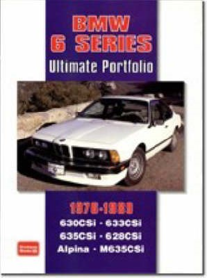 BMW 6 Series Ultimate Portfolio 1976-1989 - pr_16123