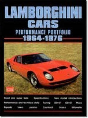 Lamborghini Cars Performance Portfolio 1964-1976 - pr_210607