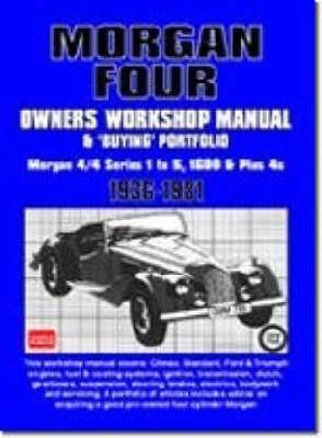 Morgan Four Owners Workshop Manual and Buying Portfolio - pr_19201