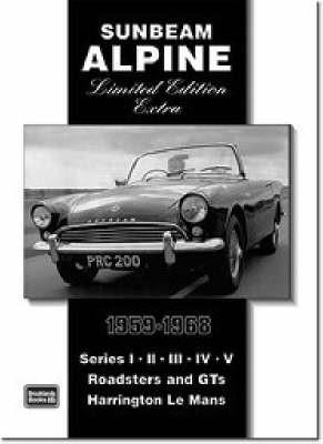 Sunbeam Alpine Limited Edition Extra 1959-1968 - pr_16182