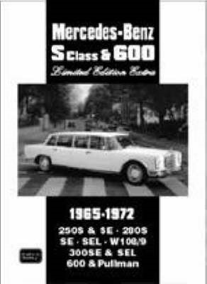 Mercedes-Benz S Class and 600 Limited Edition Extra 1965-1972 - pr_209248