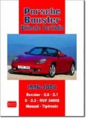 Porsche Boxster Ultimate Portfolio 1996-2004 - pr_226819