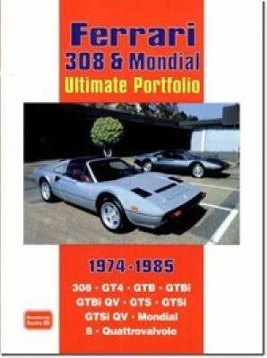 Ferrari 308 Mondial Ultimate Portfolio 1974-1985 - pr_16065