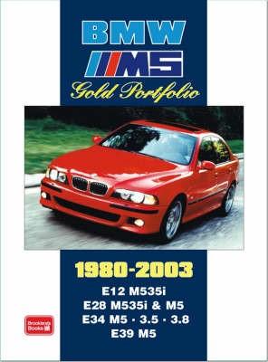 BMW M5 Gold Portfolio 1980-2003 - pr_209757