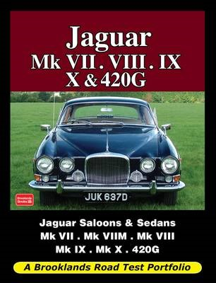 Jaguar Mk VII. VIII. IX. X and 420G - pr_221501