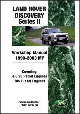 Land Rover Discovery Series II Workshop Manual 1999-2003 MY - pr_218585