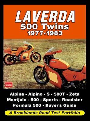 Laverda 500 Twins Road 1977-1983 Road Test Portfolio - pr_209250