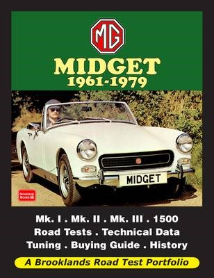 MG Midget 1961-1979 Road Test Portfolio - pr_223192