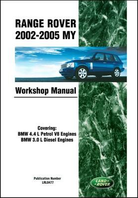 Range Rover 2002-2005 MY Workshop Manual - pr_214137