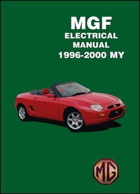 MGF Electrical Manual 1996-2000 MY - pr_19263