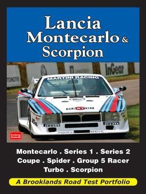Lancia Montecarlo & Scorpion Road Test Portfolio - pr_209278