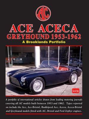 AC Ace Aceca Greyhound 1953-1962 a Brooklands Portfolio - pr_209215