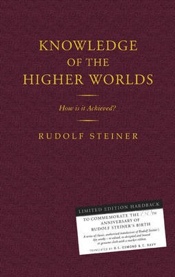 Knowledge of the Higher Worlds -