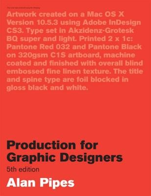Production for Graphic Designers, Fifth edition - pr_59467