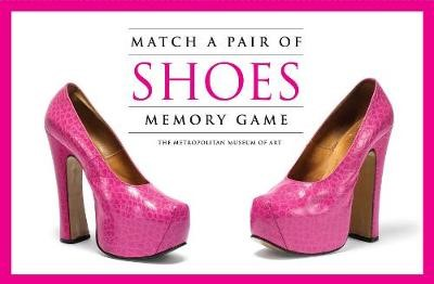 Match a Pair of Shoes Memory Game - pr_59473