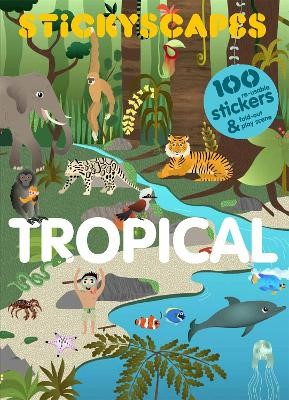 Stickyscapes Tropical Adventures - pr_257207