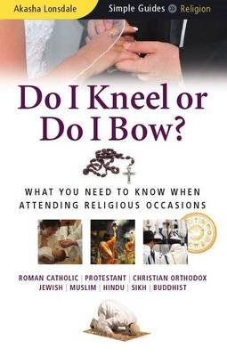 Do I Kneel or Do I Bow? - pr_142917
