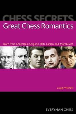Chess Secrets: Great Chess Romantics - pr_225846