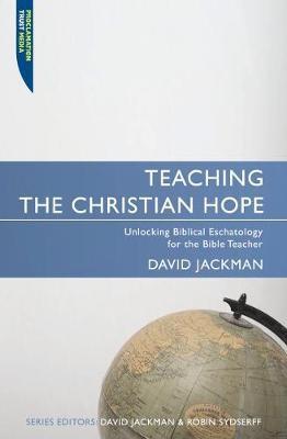 Teaching the Christian Hope -