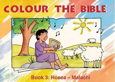 Colour the Bible Book 3 -