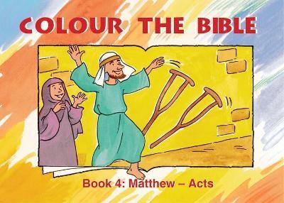 Colour the Bible Book 4 -