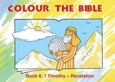 Colour the Bible Book 6 -