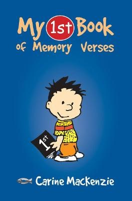 My First Book of Memory Verses -
