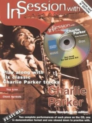 In Session with Charlie Parker -