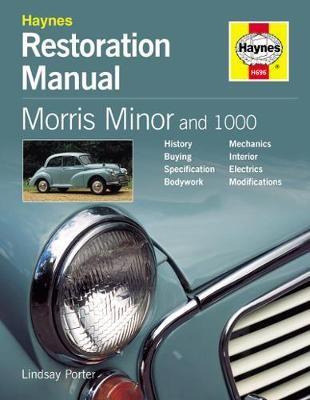 Morris Minor and 1000 Restoration Manual - pr_142863