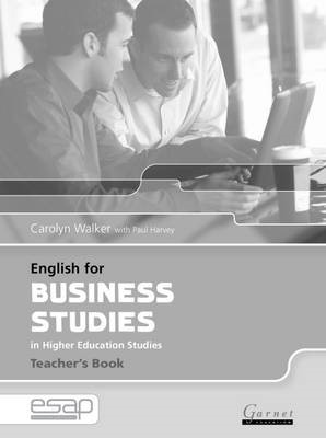 English for Business Studies Teacher Book - pr_249269