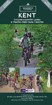 Kent: Cycling Country Lanes & Traffic Free Family Routes - pr_20185