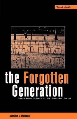 The Forgotten Generation - pr_16669