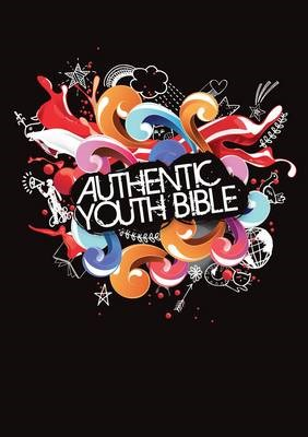 ERV Authentic Youth Bible Black -