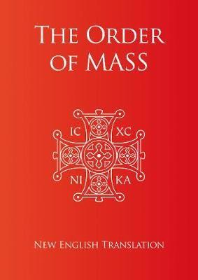 Order of Mass in English - pr_406997