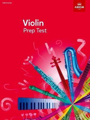 Violin Prep Test -