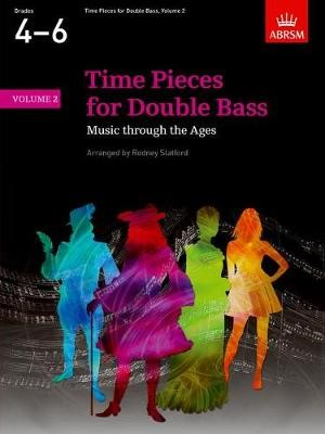 Time Pieces for Double Bass, Volume 2 -