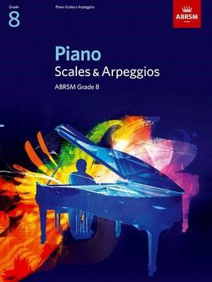 Piano Scales & Arpeggios, Grade 8 - pr_274154