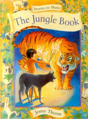 Stories to Share: the Jungle Book (giant Size) - pr_248735