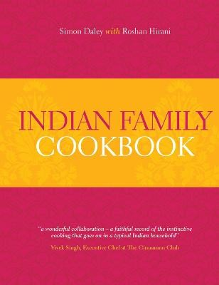 Indian Family Cookbook -