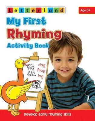 My First Rhyming Activity Book - pr_6596