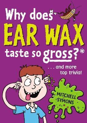 Why Does Ear Wax Taste So Gross? - pr_61556