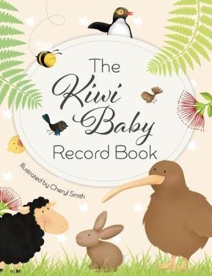 Kiwi Baby Record Book -