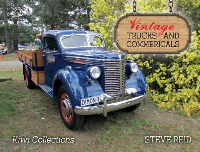 Vintage Trucks and Commercials Kiwi Coll -