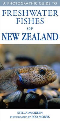 Photographic Guide to Freshwater Fishes of New Zealand - pr_421992